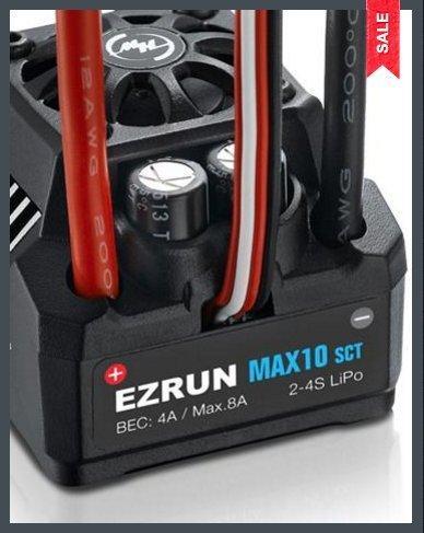 HOBBYWING EZRUN MAX10 SCT