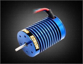 HobbyWing EZRUN-3650M 13T 3000Kv Sensorless Brushless Motor 110Th Scale