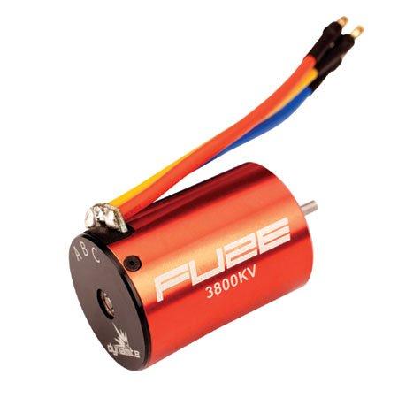 Dynamite Fuze 110 Sensorless Brushless Motor 3800KV