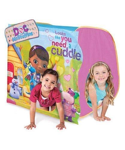 Disney Doc McStuffins Hide N Play Indoor Play Hut by Playhut