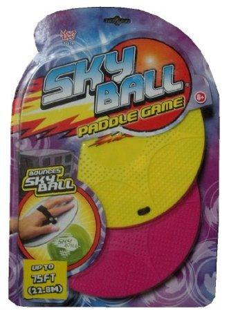 Sky Ball Paddle Game