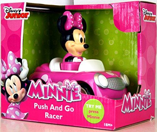 Minnie Mouse Push and Go Racer Car