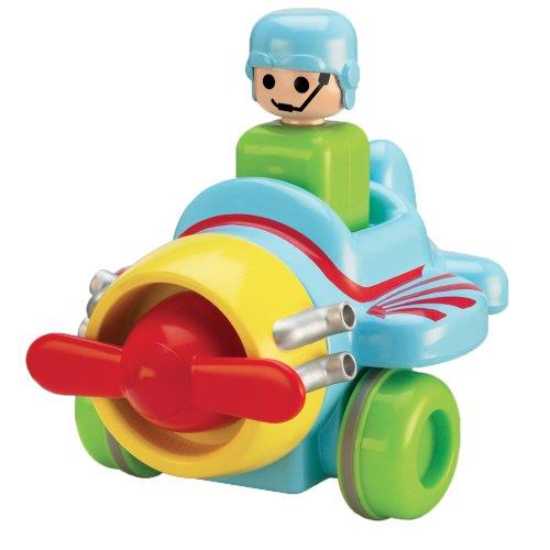 Tomy Toys Push N Go Plane