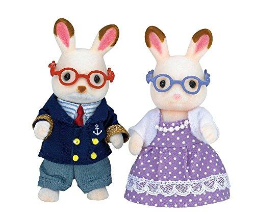 Calico Critters Hopscotch Grandparents Toy