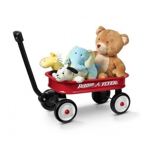 Radio Flyer 5 Kids` 125 Little Red Toy Wagon