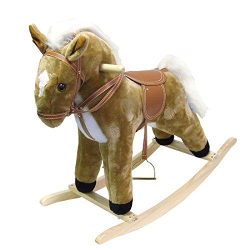 Happy Trails Plush Rocking Horse Rocking Plush Animal