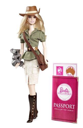 Barbie Collector Dolls of the World Australia