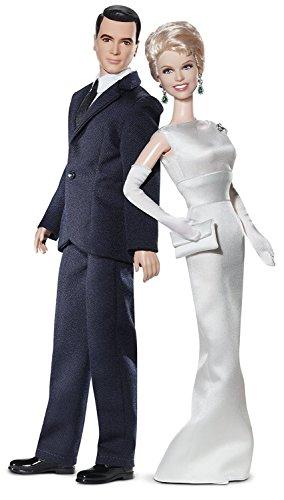 Barbie Collector Pillow Talk Doris Day And Rock Hudson Doll Gift Set