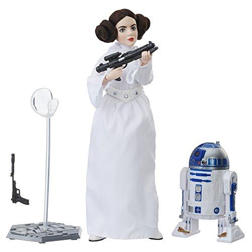 Star Wars Collector Doll Leia Fashion Doll