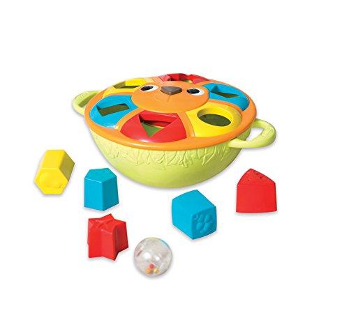 Kiddopotamus King of the Shape Sorters Toy