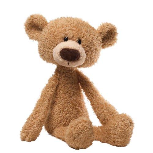 GUND Toothpick Teddy Bear Stuffed Animal