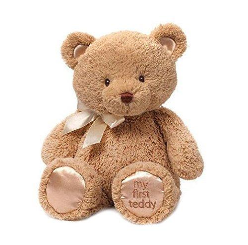 Gund My First Teddy Bear Baby Stuffed Animal 15 inches