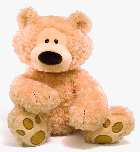 Gund Philbin 18 Teddy Bear Stuffed Animal Light Brown