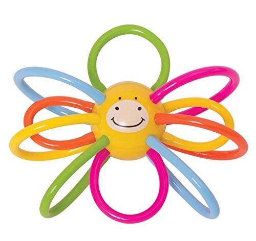 Giggle Winkel Monkey Teether by giggle