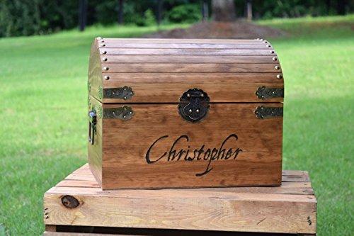 Kids Toy Chest - Kids Treasure Chest - Personalized Gift for Kids - Childrens Treasure Chest - Gift for Kids