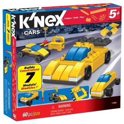 Cars Knex Building Set