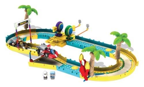 Mario Kart Wii KNEX Building Set 38155 Mario Donkey Kong Beach Race