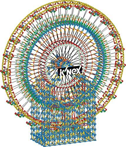 KNEX Thrill Rides - 6 Ferris Wheel Building Set