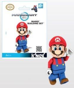 Mario Kart Wii KNEX Building Set 38026 Mario