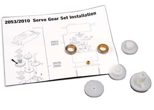 Traxxas 2010 Servo Gear Set for 2018