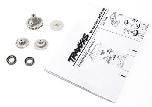 Traxxas 2072 Servo Gear Set fits 2070 2075
