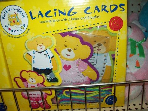 Build-A-Bear Lacing Cards