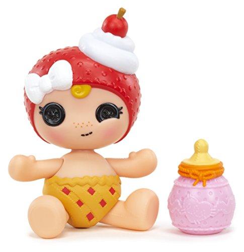 Lalaloopsy Babies Newborn Doll- Cherry Pie