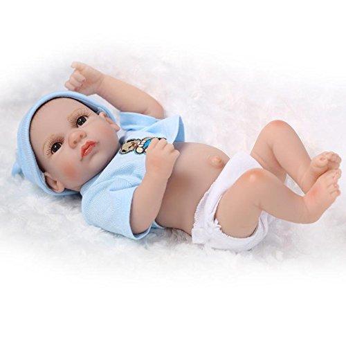 NPK 10 Inch Handmade Twin Little Peanut Baby Dolls Lifelike Full Silicone Newborn Babies Boy And Girl Kids Birthday Xmas Gift