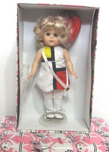 Vogue Ginny Dolls 1999  MISS 1960s wGinnyDoll Stand NEW Rare