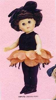 Vogue Ginny Dolls - Oriental Poppy