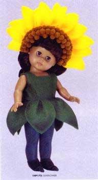 Vogue Ginny Dolls - Sunflower