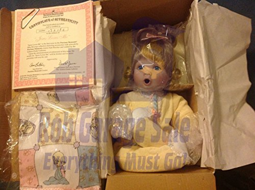 Ashton Drake Jesus Loves Me Precious Moments Collectible Porcelain Doll