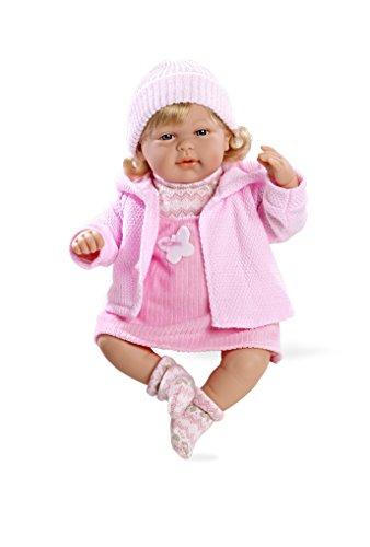 20 Inch Rosa Baby Doll