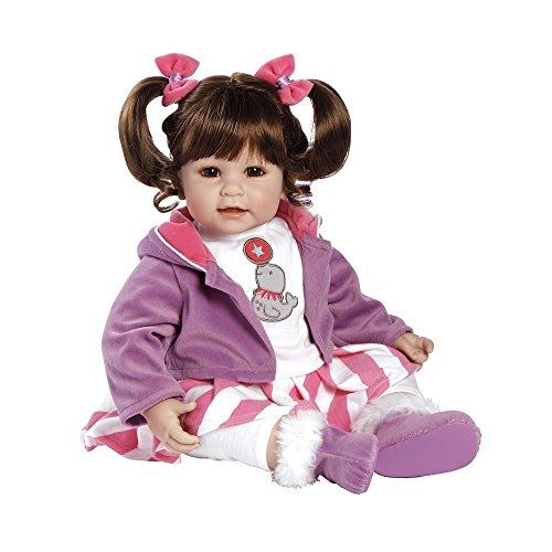 Adora Balancing Act Brown Hair with Brown Eyes 20 Baby Doll