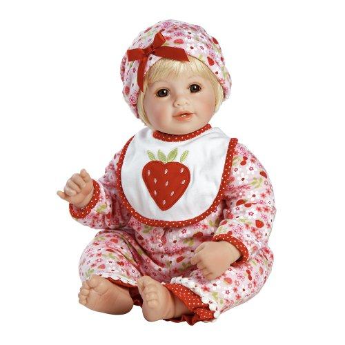 Adora Berry Sweet 20 Baby Doll Light Blonde HairBrown Eyes