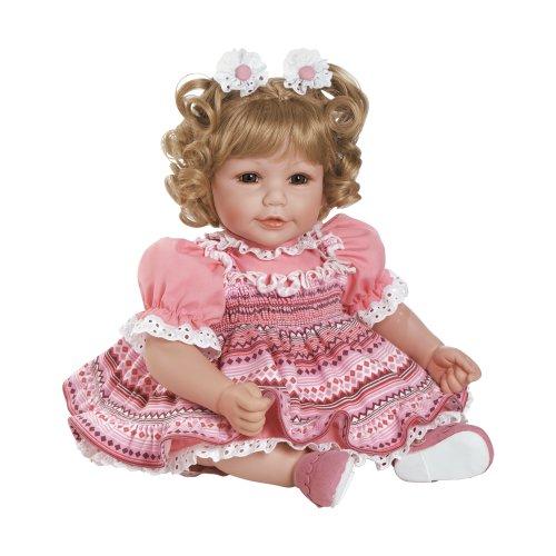 Adora Desert Rose Blonde Hair with Hazel Eyes 20 Baby Doll
