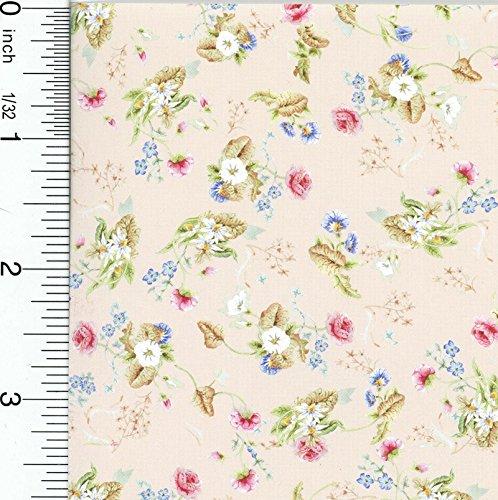 Dollhouse Wallpaper Rococo Silk Pink
