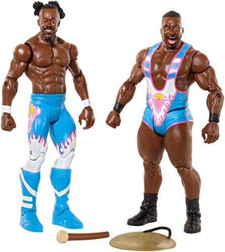 WWE Kofi Kingston Big E Action Figure 2 Pack