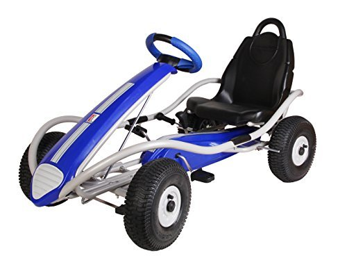 Kiddi-o by Kettler Dakar Racer S Pedal CarGo Kart Youth Ages 5