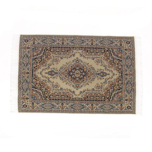 112 Dollhouse Carpet Miniature Fashion Doll Woven Carpet 242 x 15cm by Generic