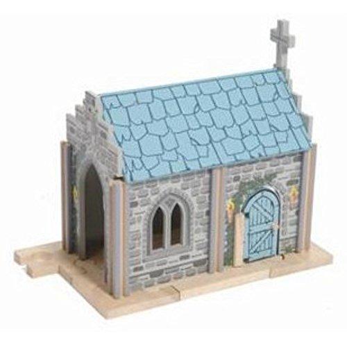 Edix the Medieval Village The Chapel Kids Cottage Dollhouse