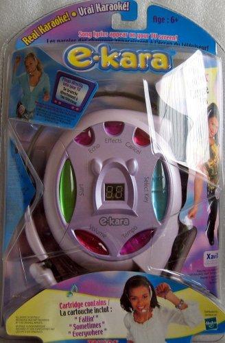 E-Kara Real Karaoke Pro Headset Music System by Karaoke