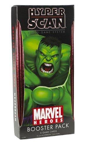 Marvel Comics Heros Booster Pack - Hyperscan Video Game System