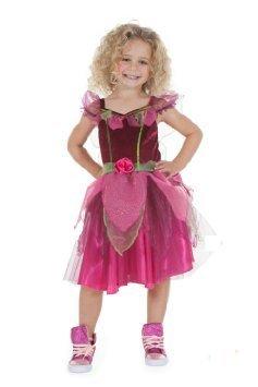 Girls Kids Scarletta Butterfly Fairy Princess like Rosetta Size 3 to 4 years by Pretend to Bee