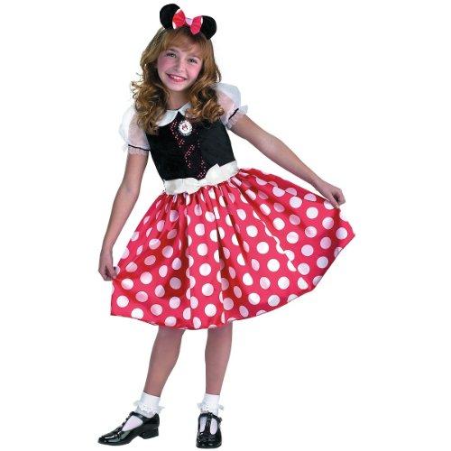 Minnie Mouse Classic Kids Costume - Medium