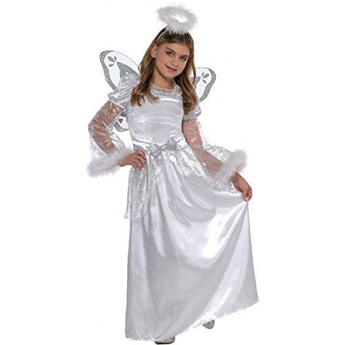 Christys Girls Angel Fancy Dress Costume 6-8 Years