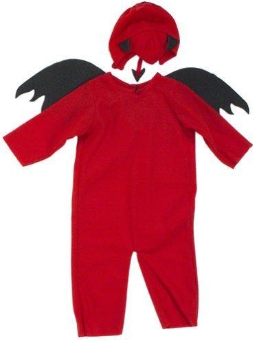 DLittle Devil Costume 12-18 months