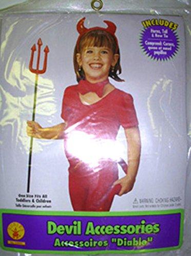 Rubies Costume Childs Devil Costume Accessory Kit