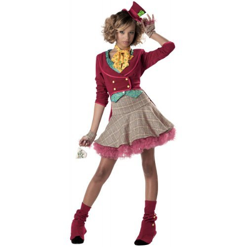 The Mad Hatter Costume - Teen Large by California Costumes