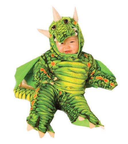 Dragon Costume Babys Size 2T-4T